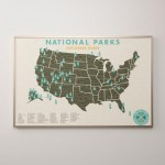 National Parks Print