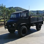 1963 Mercedes Blacked Out Unimog