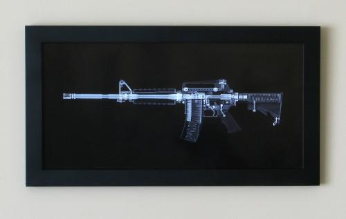 Xray Gun Prints