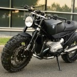 BMW R1200 Custom by Lazareth