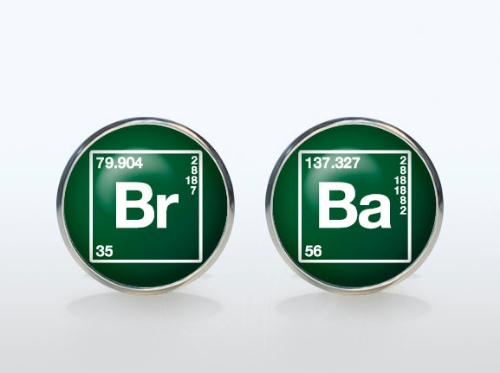 Breaking Bad Cufflinks
