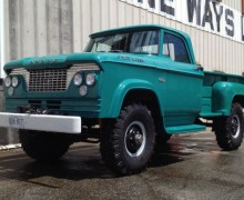 1960 US Navy Issue Studebaker 4X4 - Buy 1960 US Navy Issue Studebaker 4X4 Online