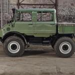 1976 Unimog 4X4 Utility