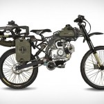 Motoped Survival Bike Black Ops Edition