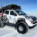 Artic Trucks 6×6 Hilux Conversion