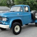 1959 Cummins Dodge Power Wagon 4×4