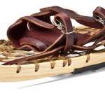 Silent Glider Wooden Snowshoes