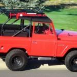 1963 Nissan Patrol 4×4