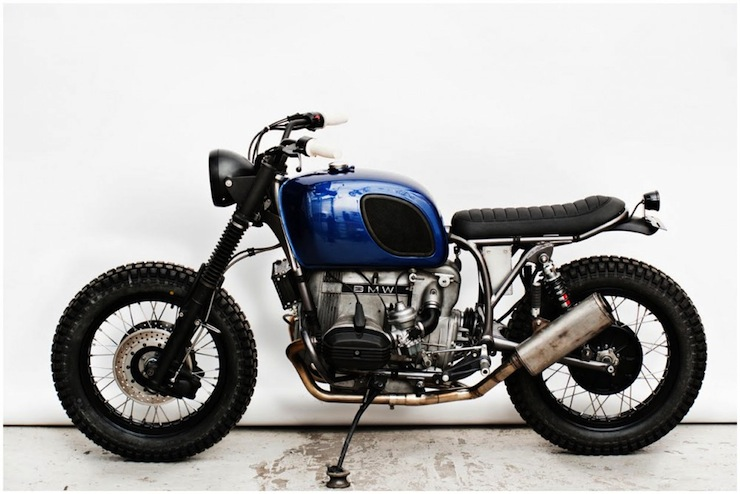 Custom BMW R100 RT - Buy Custom BMW R100 RT Online