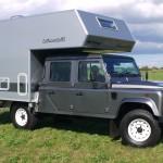 Land Rover Defender Bimobil Camper