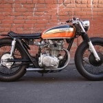 Honda CB450 Holiday Customs
