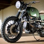 1980 BMW R100RS Kevil's Speed Shop