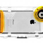 Seashell iPhone 5 Waterproof Housing