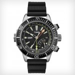 Timex Intelligent Quartz Depth Gauge