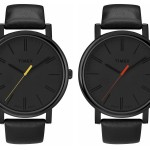 Timex Easy Reader All Black