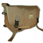 Recycled Waders Messenger Bag