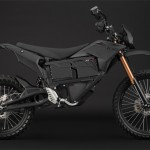 Zero MMX Military Motorcycle