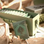 Ammunition Box Playing Card Canister