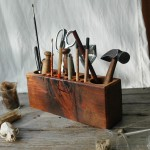 Peg and Awl Desk Caddy