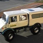 1976 Unimog 416 Doka