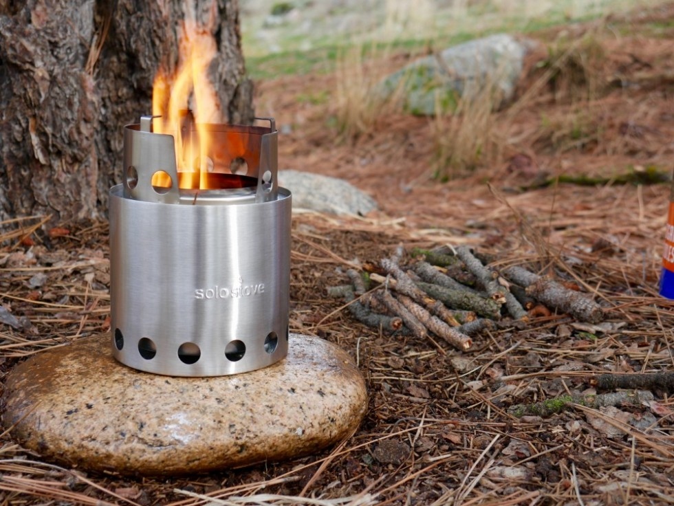 The Ultimate Backpacking Stove - Buy The Ultimate